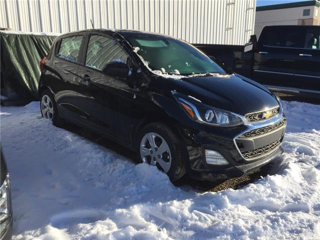 2020 Chevrolet Spark LS Manual (Stk: 180163) in AIRDRIE - Image 1 of 5