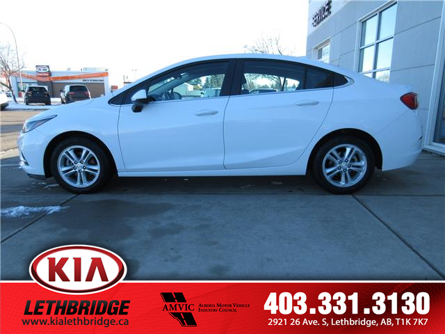 2018 Chevrolet Cruze LT Auto (Stk: P2621) in Lethbridge - Image 2 of 16
