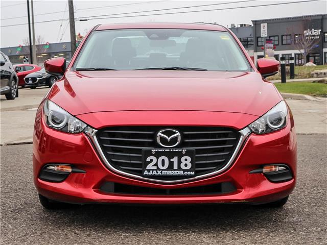 2018 Mazda Mazda3  (Stk: P5336) in Ajax - Image 2 of 23