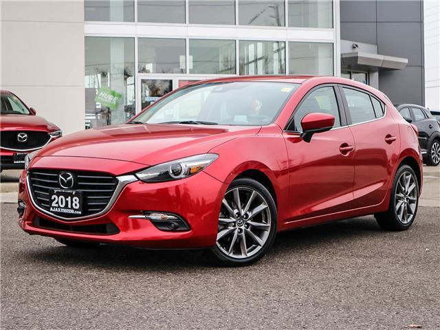 2018 Mazda Mazda3 Sport GT (Stk: P5343) in Ajax - Image 1 of 24