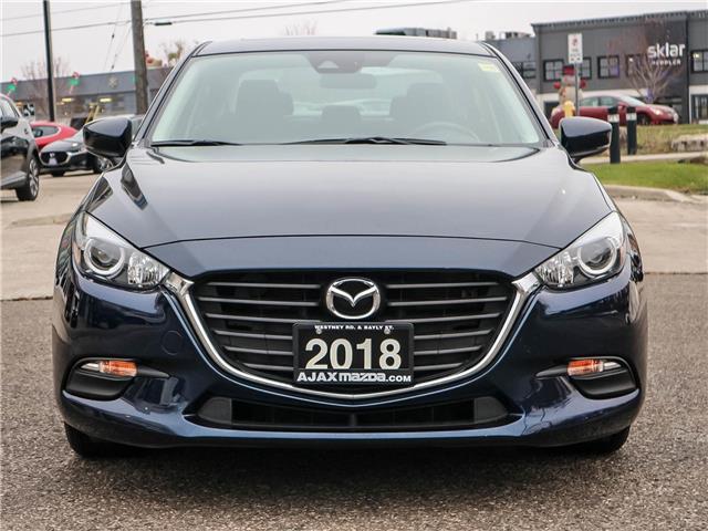 2018 Mazda Mazda3  (Stk: P5334) in Ajax - Image 2 of 23