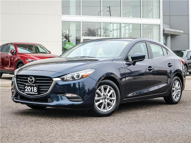 2018 Mazda Mazda3  (Stk: P5323) in Ajax - Image 1 of 23