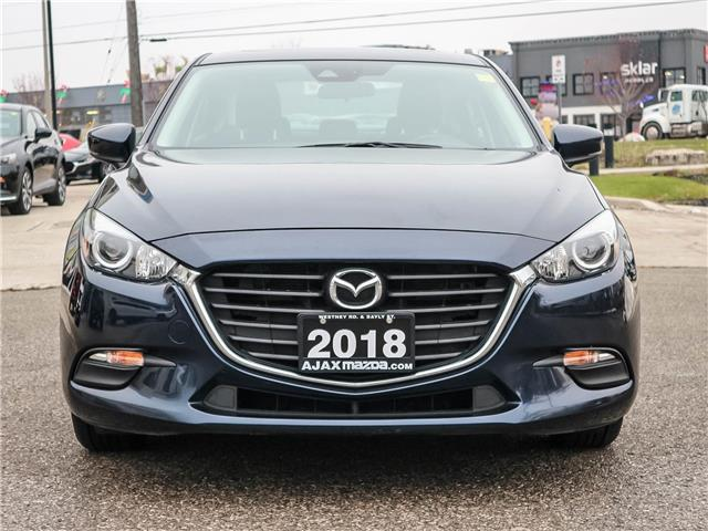 2018 Mazda Mazda3  (Stk: P5323) in Ajax - Image 2 of 23
