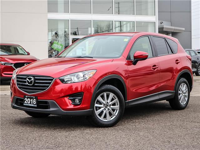 2016 Mazda CX-5 GS (Stk: P5353) in Ajax - Image 1 of 23