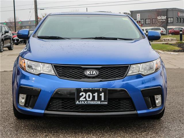 2011 Kia Forte Koup  (Stk: P5325) in Ajax - Image 2 of 20