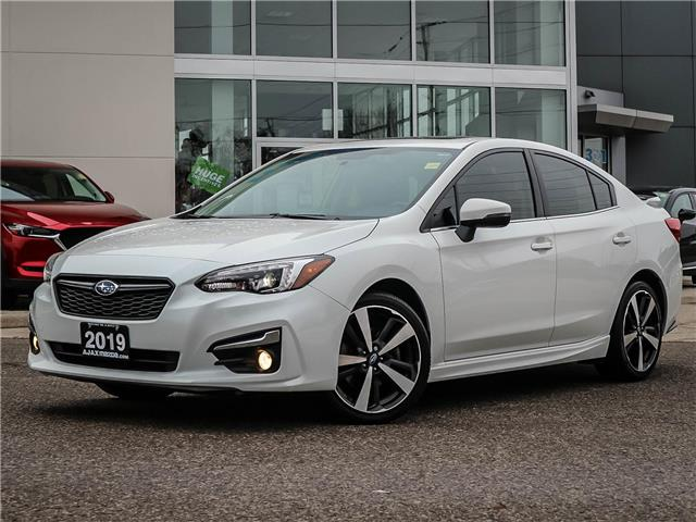 2019 Subaru Impreza Sport-tech (Stk: 19-1724A) in Ajax - Image 1 of 26