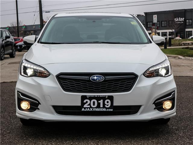 2019 Subaru Impreza Sport-tech (Stk: 19-1724A) in Ajax - Image 2 of 26