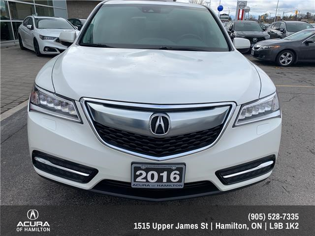 2016 Acura MDX Navigation Package (Stk: 1601902) in Hamilton - Image 2 of 37