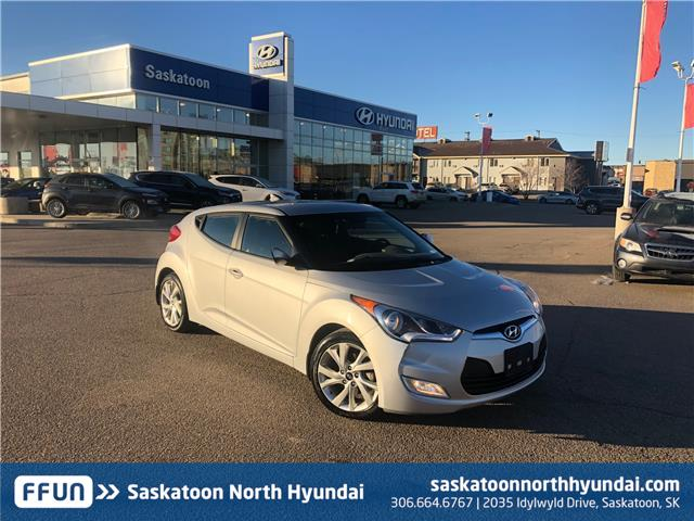 2016 Hyundai Veloster Base (Stk: Z39016A) in Saskatoon - Image 1 of 13