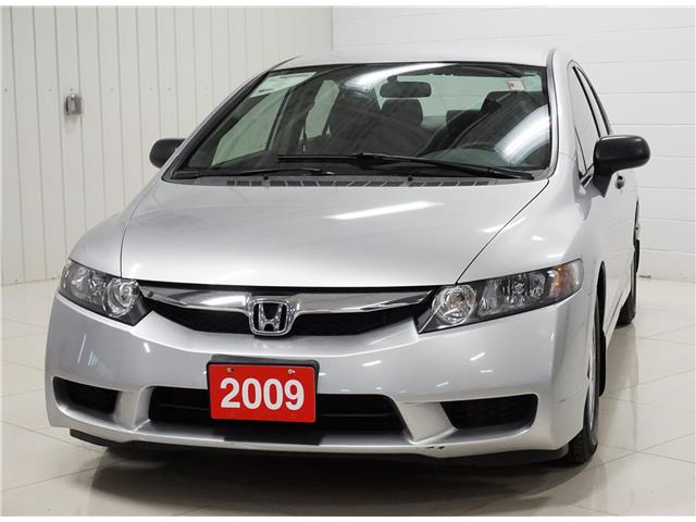 2009 Honda Civic DX-G (Stk: P5602A) in Sault Ste. Marie - Image 1 of 19