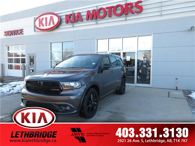2018 Dodge Durango GT (Stk: P2608) in Lethbridge - Image 1 of 19
