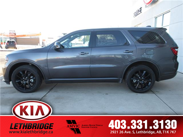 2018 Dodge Durango GT (Stk: P2608) in Lethbridge - Image 2 of 19