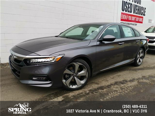 2020 Honda Accord Touring 2.0T (Stk: H00408) in North Cranbrook - Image 1 of 2