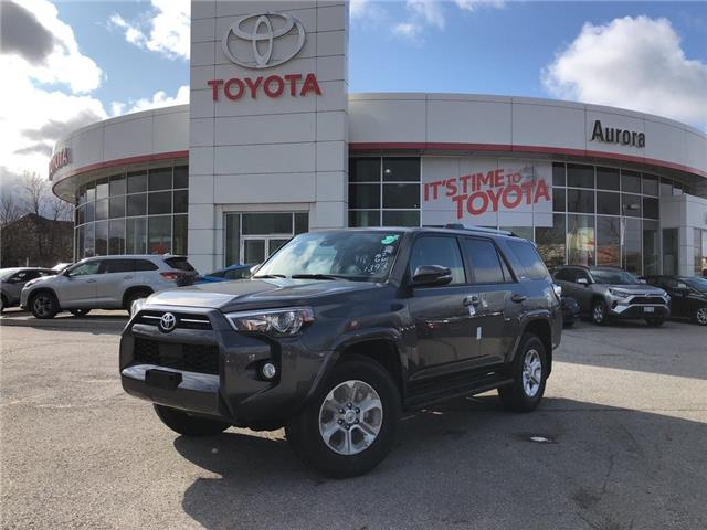 2020 Toyota 4Runner Base (Stk: 31353) in Aurora - Image 1 of 15