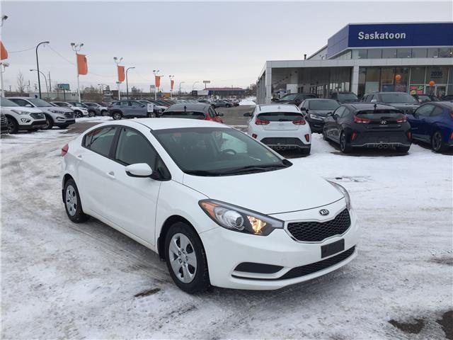 2016 Kia Forte 1.8L LX+ (Stk: 40073B) in Saskatoon - Image 1 of 25
