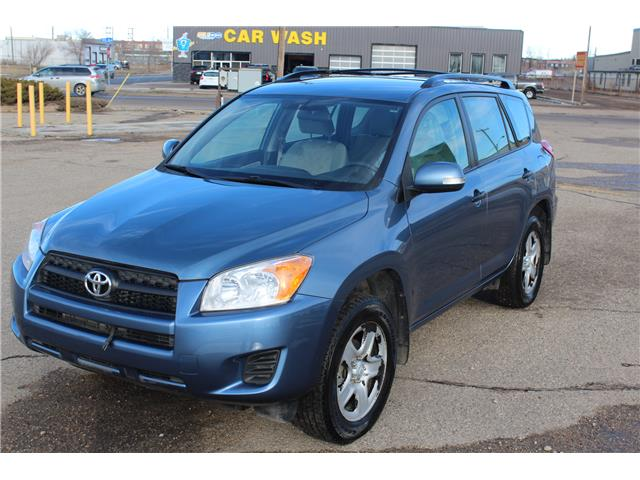 2012 Toyota RAV4 Base (Stk: P1756) in Regina - Image 1 of 18