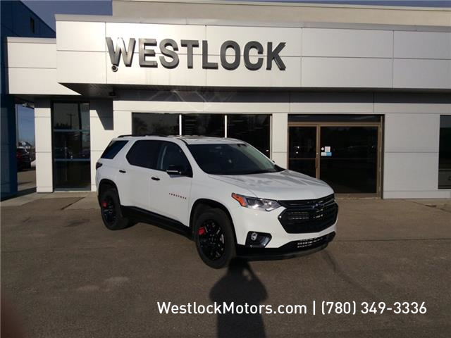 2020 Chevrolet Traverse Premier (Stk: 20T44) in Westlock - Image 1 of 18