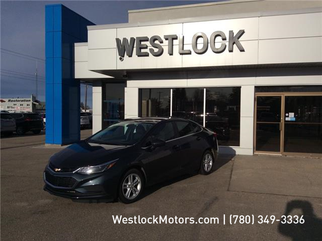 2018 Chevrolet Cruze LT Auto (Stk: P1905) in Westlock - Image 1 of 14