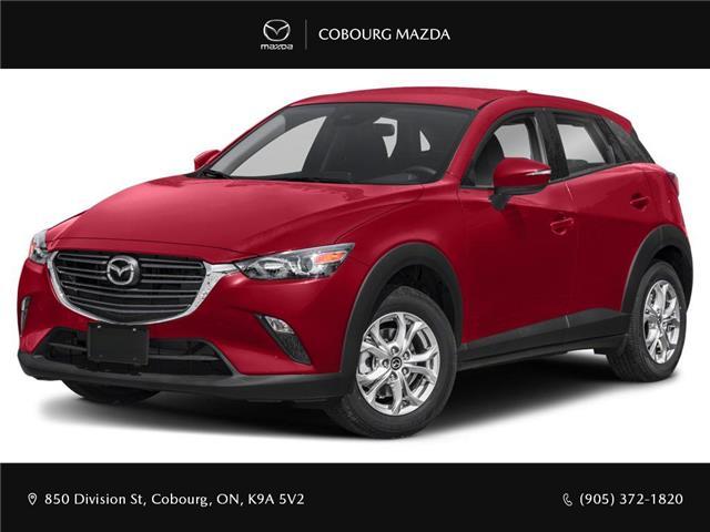 2019 Mazda CX-3 GS (Stk: 19335) in Cobourg - Image 1 of 9