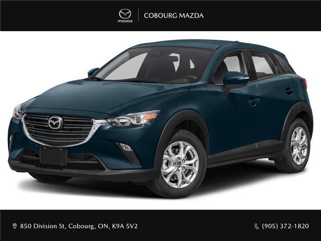 2019 Mazda CX-3 GS (Stk: 19347) in Cobourg - Image 1 of 9