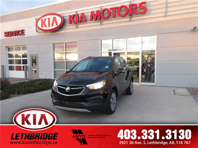2019 Buick Encore Preferred (Stk: P2605) in Lethbridge - Image 1 of 18