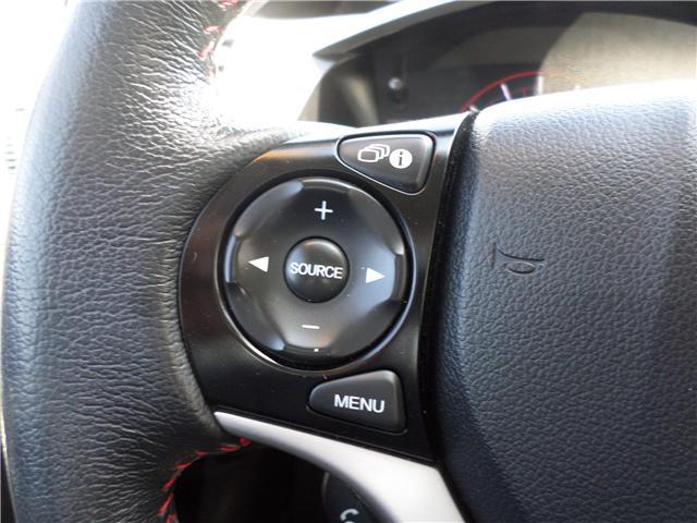 2012 Honda Civic Si (Stk: 6905) in Moose Jaw - Image 12 of 16