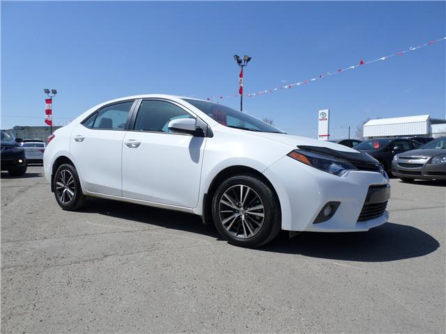 2016 Toyota Corolla LE ECO (Stk: 1880401) in Moose Jaw - Image 1 of 19