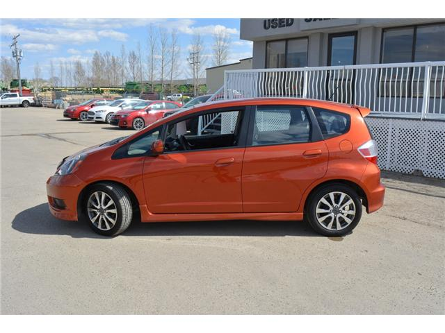2013 Honda Fit Sport (Stk: 6904) in Moose Jaw - Image 3 of 25