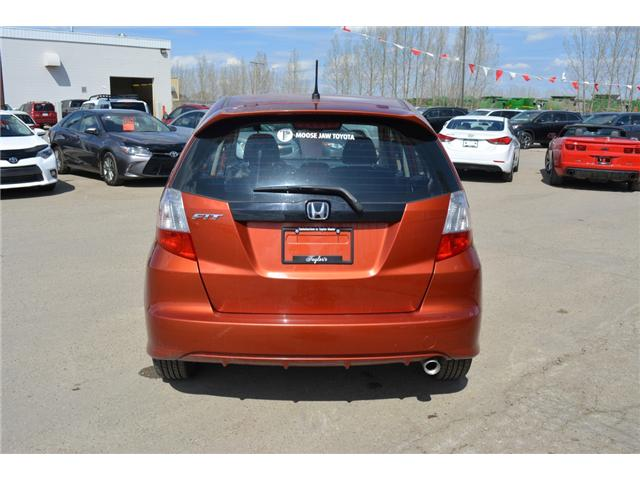 2013 Honda Fit Sport (Stk: 6904) in Moose Jaw - Image 5 of 25