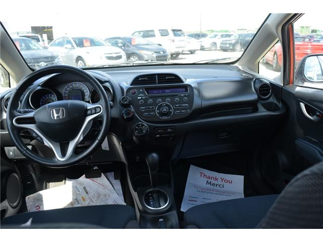 2013 Honda Fit Sport (Stk: 6904) in Moose Jaw - Image 8 of 25