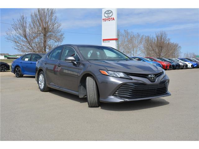 2018 Toyota Camry LE (Stk: 188018) in Moose Jaw - Image 1 of 30