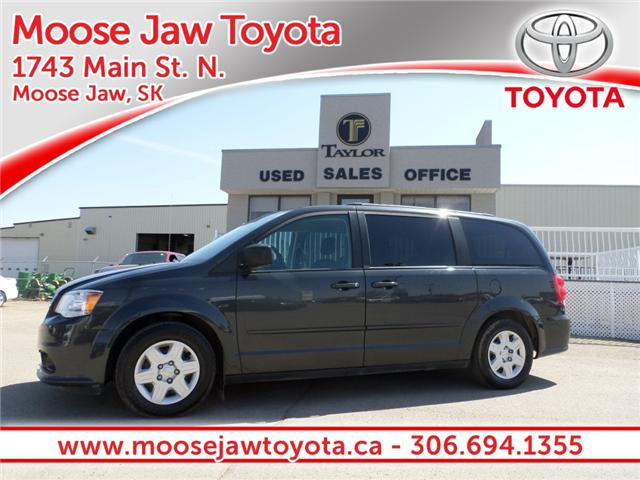 2012 Dodge Grand Caravan SE/SXT (Stk: 78412) in Moose Jaw - Image 1 of 21