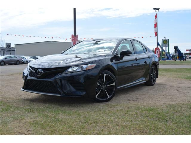 2018 Toyota Camry XSE V6 (Stk: 188044) in Moose Jaw - Image 1 of 39