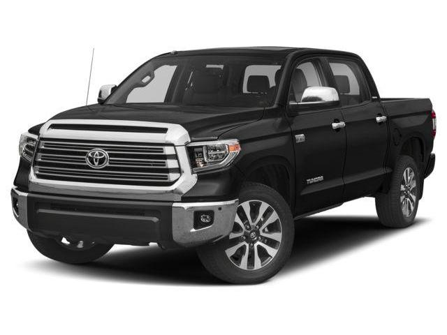2018 Toyota Tundra Platinum 5.7L V8 (Stk: 189186) in Moose Jaw - Image 1 of 9