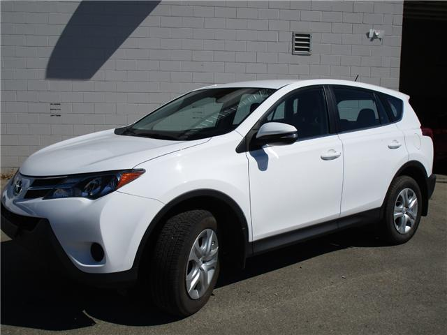 2015 Toyota RAV4 LE (Stk: 1891221) in Moose Jaw - Image 1 of 25
