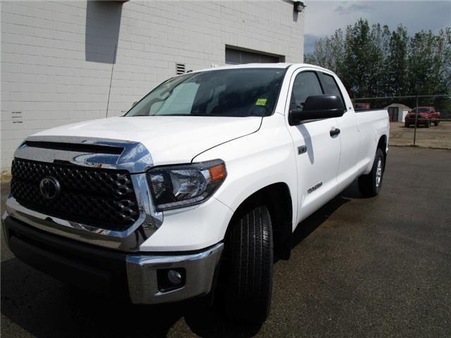 2018 Toyota Tundra SR5 Plus 5.7L V8 (Stk: 189134) in Moose Jaw - Image 1 of 22