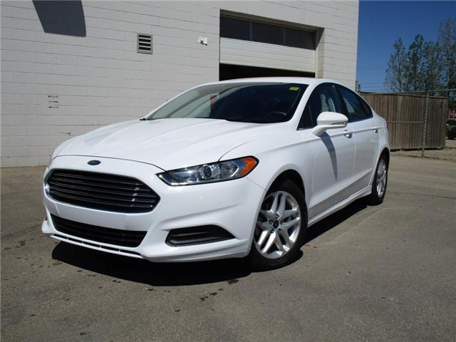 2016 Ford Fusion SE (Stk: 1890651) in Moose Jaw - Image 1 of 20