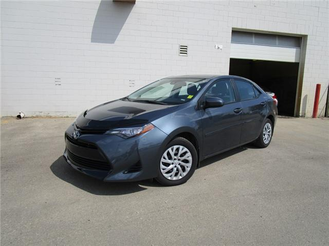 2017 Toyota Corolla LE (Stk: 6897) in Moose Jaw - Image 1 of 18