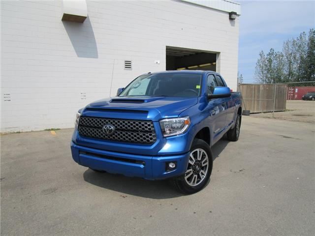 2018 Toyota Tundra SR5 Plus 5.7L V8 (Stk: 189107) in Moose Jaw - Image 1 of 23