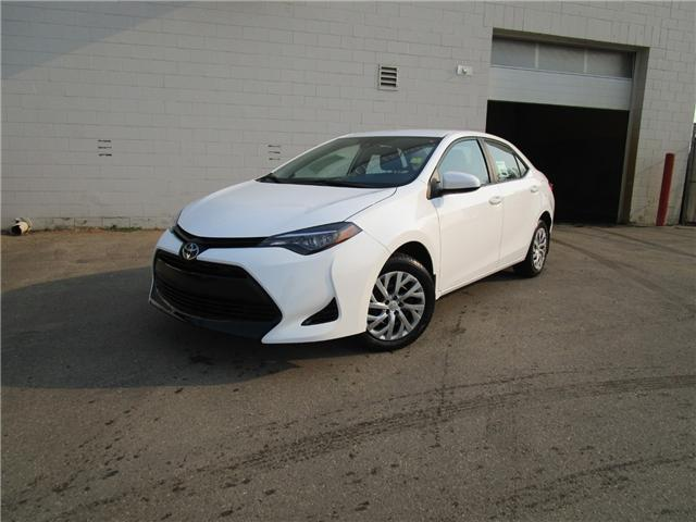 2019 Toyota Corolla LE (Stk: 198005) in Moose Jaw - Image 1 of 28