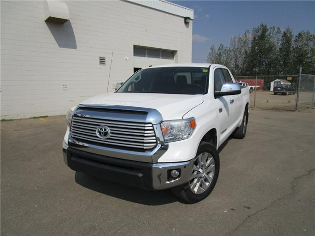 2015 Toyota Tundra Limited 5.7L V8 (Stk: 1891551 ) in Moose Jaw - Image 1 of 24