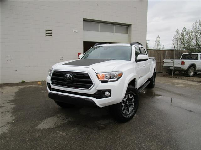 2018 Toyota Tacoma SR5 (Stk: 189170) in Moose Jaw - Image 1 of 26