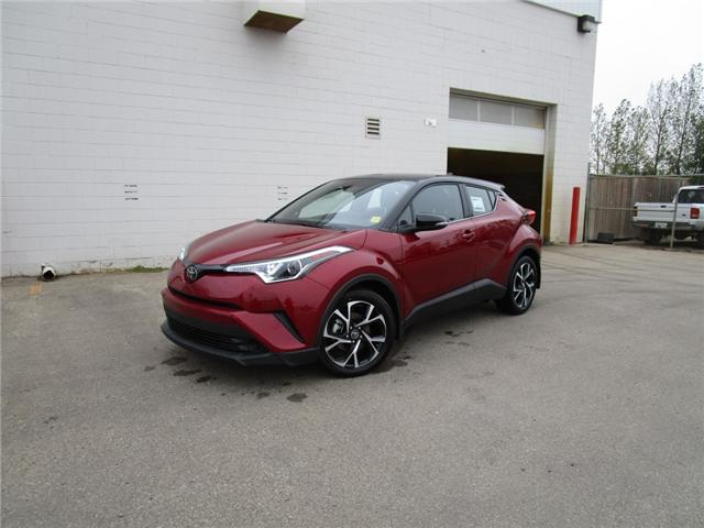 2019 Toyota C-HR XLE (Stk: 199000) in Moose Jaw - Image 1 of 21