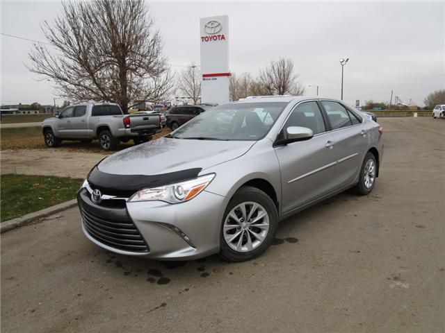2017 Toyota Camry LE (Stk: 6918) in Moose Jaw - Image 1 of 27