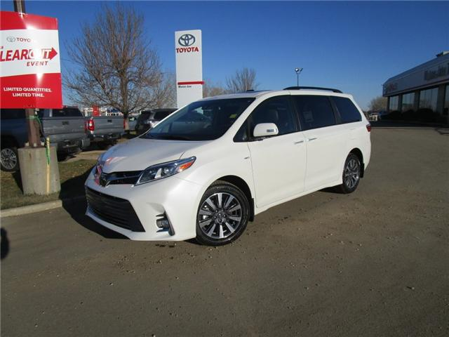 2019 Toyota Sienna Limited Package (Stk: 199008) in Moose Jaw - Image 1 of 37