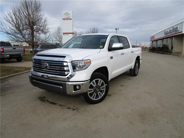 2019 Toyota Tundra 1794 Edition Package (Stk: 199018) in Moose Jaw - Image 1 of 25