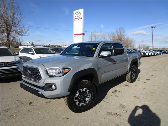 2019 Toyota Tacoma TRD Off Road (Stk: 199015) in Moose Jaw - Image 1 of 28