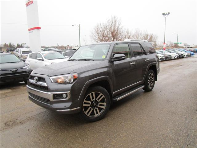 2019 Toyota 4Runner SR5 (Stk: 199020) in Moose Jaw - Image 1 of 29