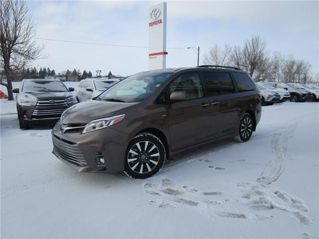 2019 Toyota Sienna XLE 7-Passenger (Stk: 199022) in Moose Jaw - Image 1 of 38