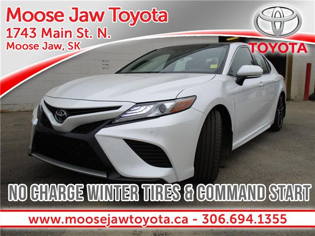 2018 Toyota Camry XSE (Stk: 188022) in Moose Jaw - Image 1 of 24